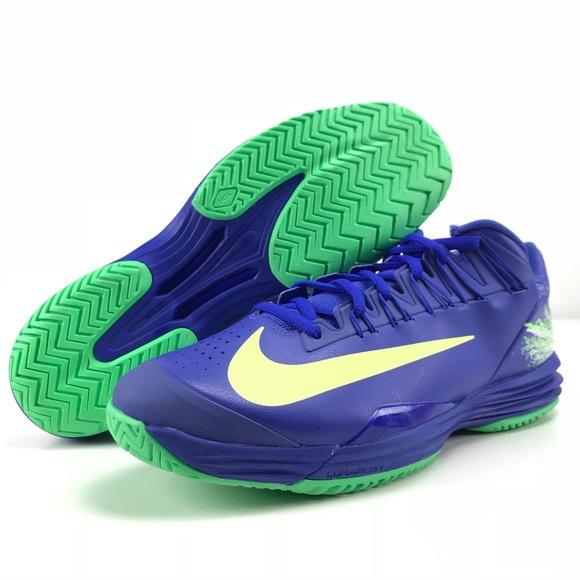 first rate 4b2df 46bda ... clearance nike lunar ballistec tennis shoes lg rafa nadal f4cd9 20d9e